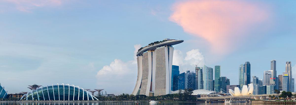 Profitez des avantages de Singapour